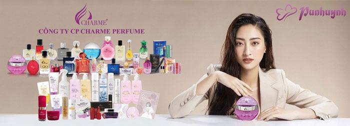 đăng ký đại lý charme perfume