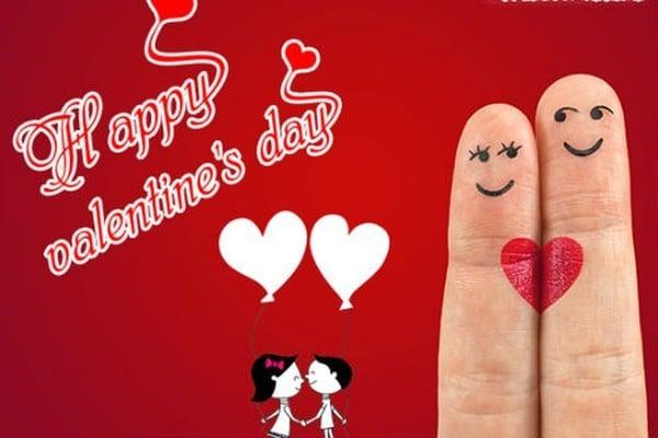 """Lời chúc Valentine ngọt ngào khiến nàng """"rụng tim"""""""