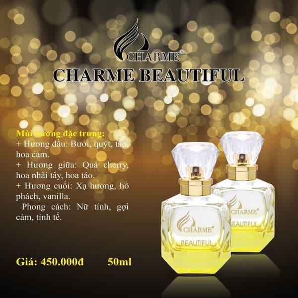 Nước hoa Charme Beautiful 50ml