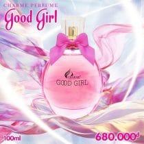 Nước hoa Charme Good Girl 100ml