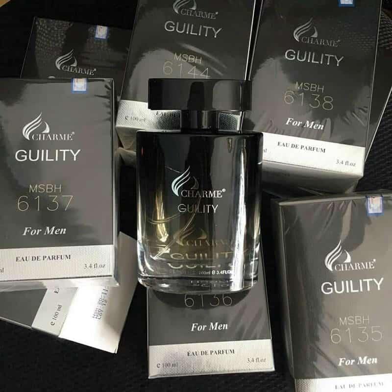 Ra mắt mẫu nước hoa Charme Guility 100ml mới