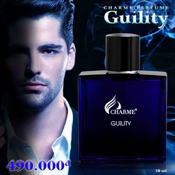 Nước hoa Charme Guility 50ml