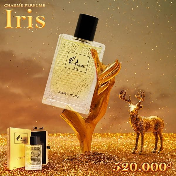 Nước hoa Charme Iris