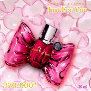 Nước hoa Charme Just For You 30ml