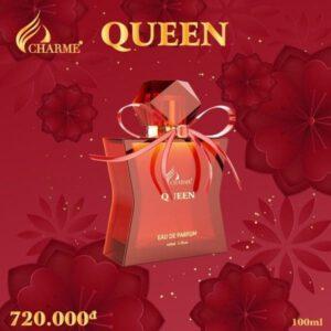 Nước hoa Charme Queen 100ml