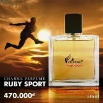 Nước hoa Charme Ruby Sport 50ml
