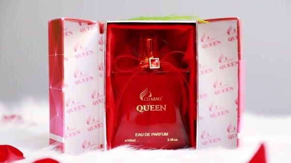 Review nước hoa Charme Queen của nữ