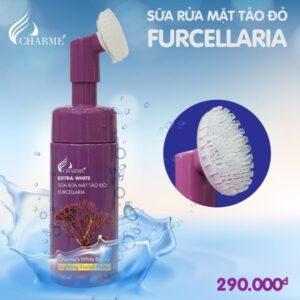 Sửa rửa mặt Tảo Đỏ Furcellaria Charme 150ml